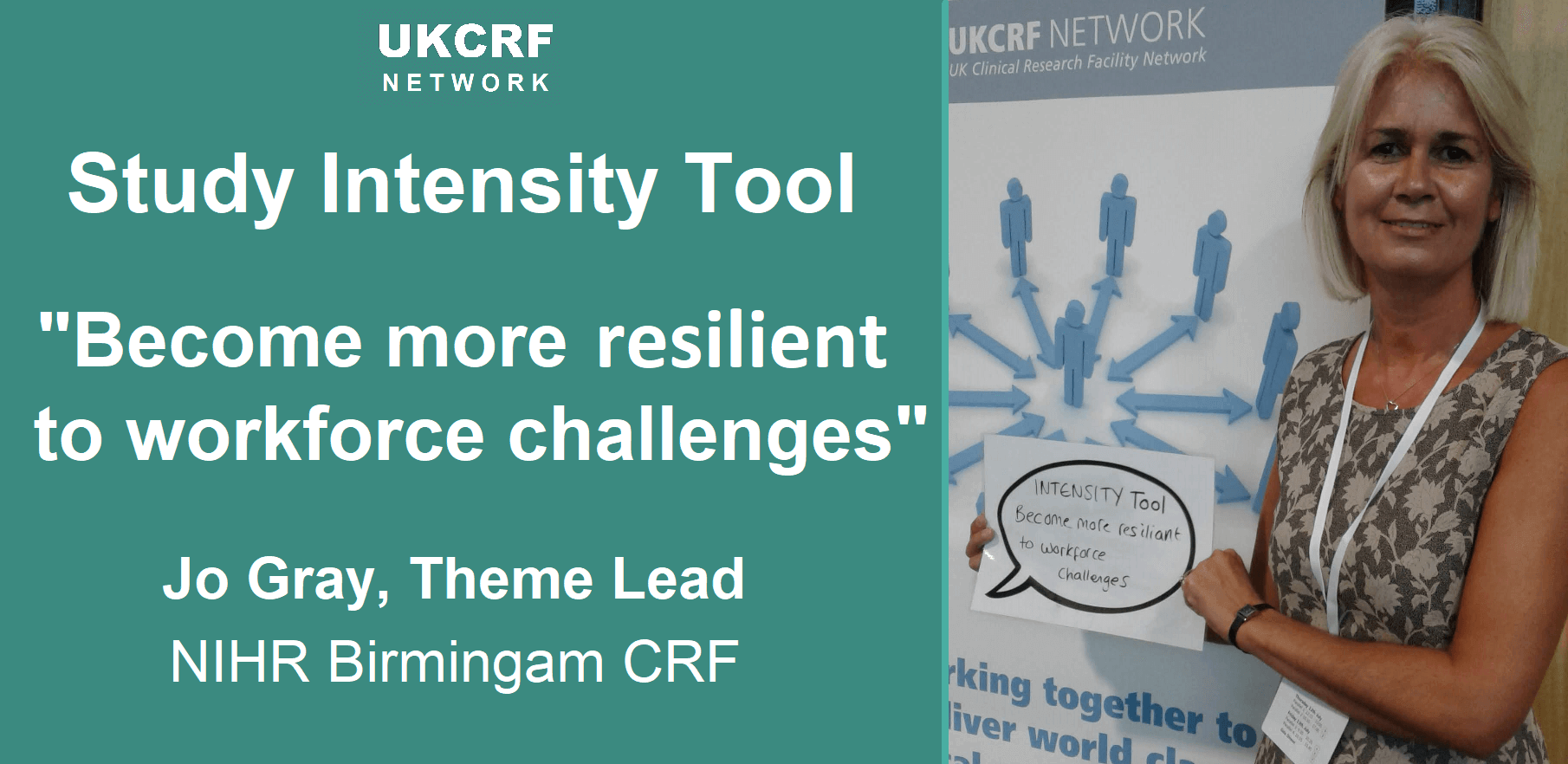 Study Intensity Tool; Become more resilient to workforce challenges
